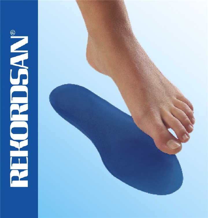 COVERED ARCH SUPPORT