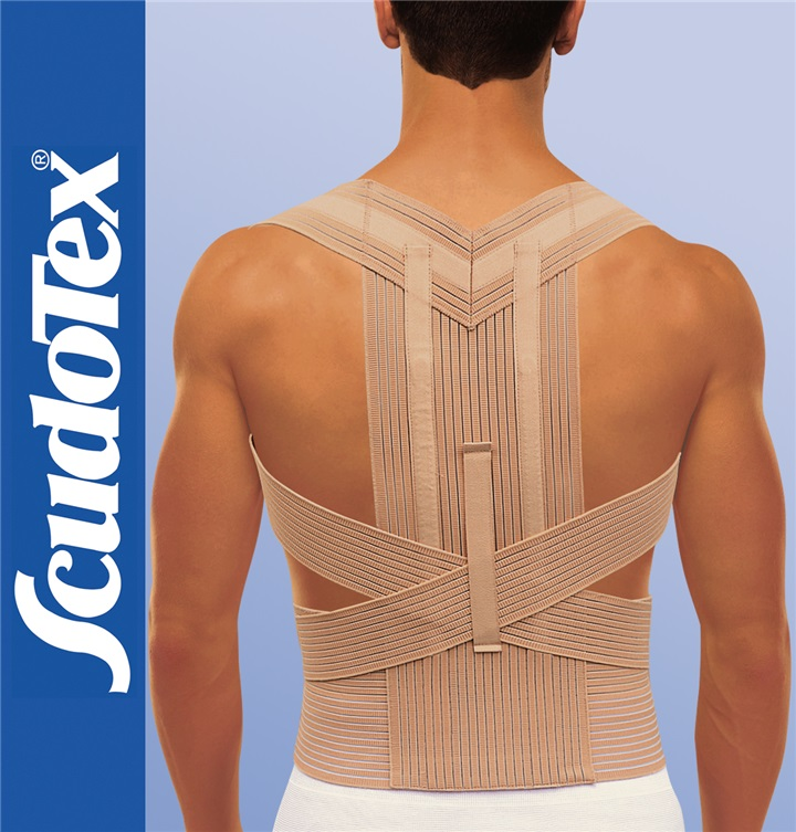 STAYED SHOULDER STRAIGHTENERS WITH SUPPORTING LUMBAR BELT